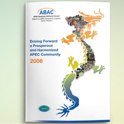 Book Cover Design for ABAC / APEC
