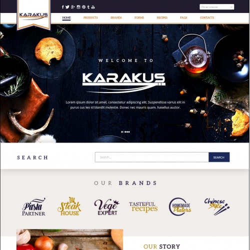 Karakus Web Design