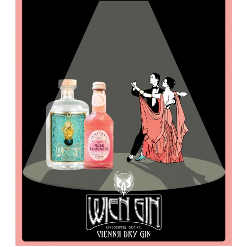 Dry Gin Ad