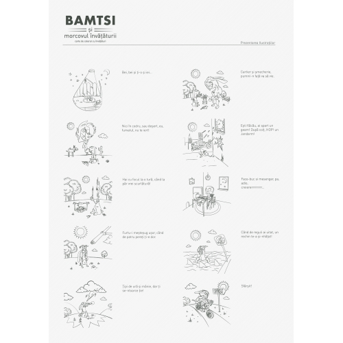 Bamtsi and the wisdom carrot