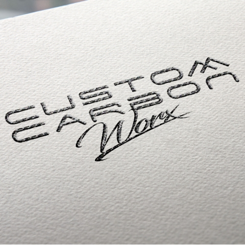 Custom Carbon Worx Logo