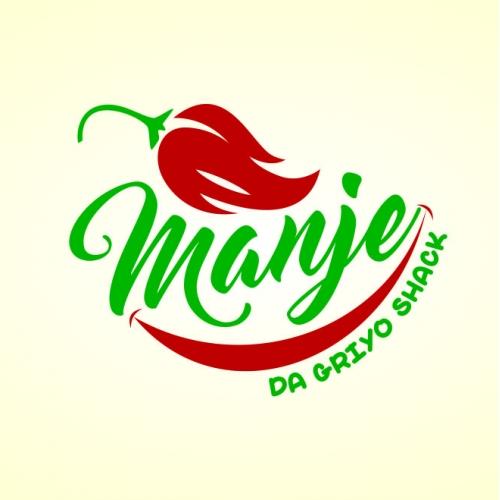 Manje Logo Design