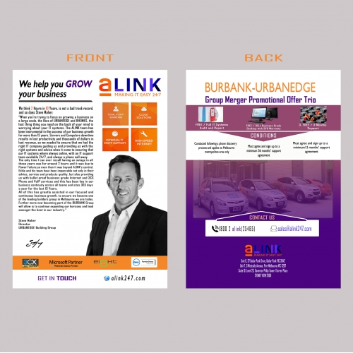 Brochure for a Link