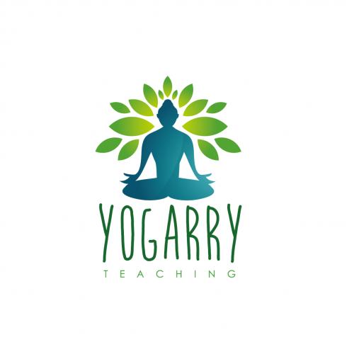 Yogarry Logo