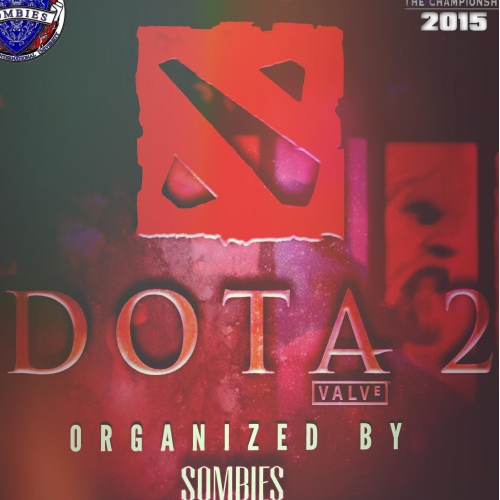 Dota 2 Championship Poster