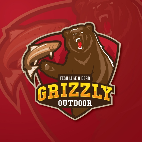 Grizzly Outdoor Sport Logo