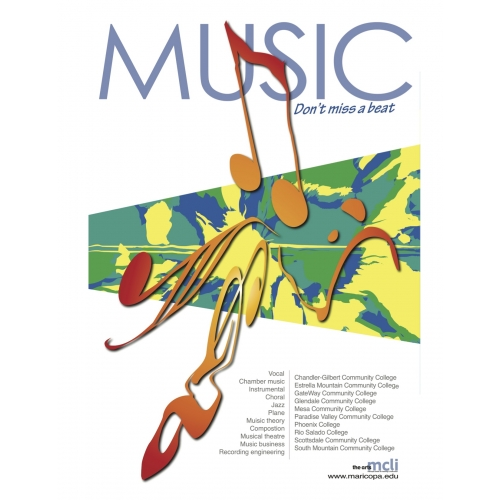 music poster