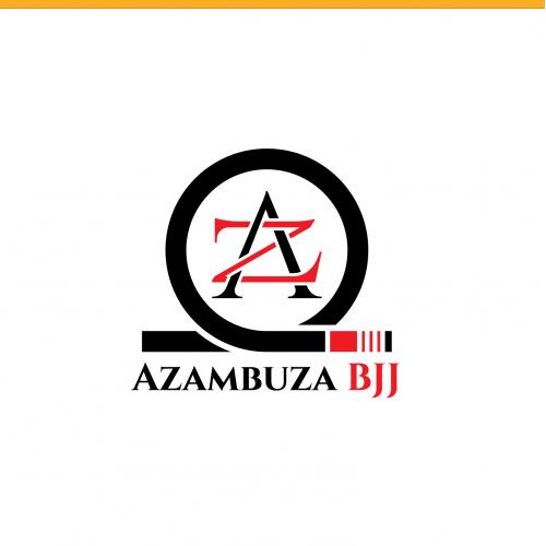 Azambuza Bjj Logo Design