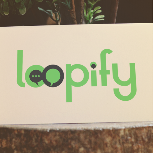 Loopify Logo Design